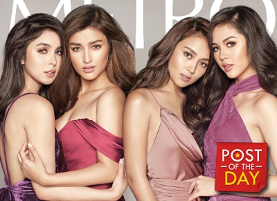 LOOK: 12 young Kapamilya stars gather together for a magazine cover