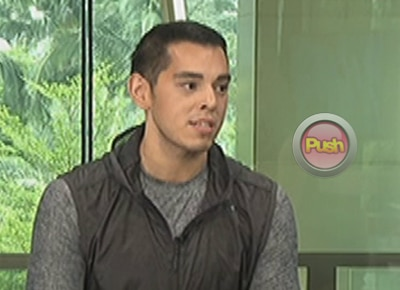 Raymond Gutierrez shares how he lost 65 lbs in five months