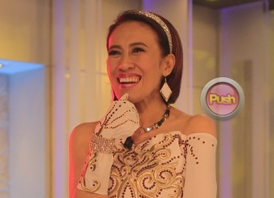 Ai-Ai delas Alas wins 2nd international acting trophy at 3rd  ASEAN International Film Festival and