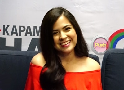 Alexa Ilacad says her dream role is Marimar: 'I want to be an award-winning actress'