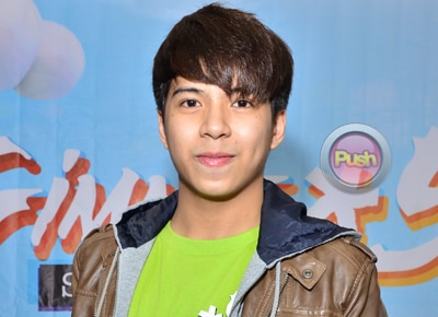 Nash Aguas says Gimme 5 is not competing with other boy bands