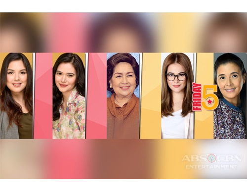 Friday 5: Unconventional Mothers in Kapamilya Teleseryes