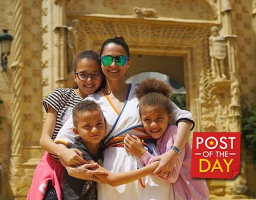 LOOK: Marian Rivera bonds with her siblings in Spain