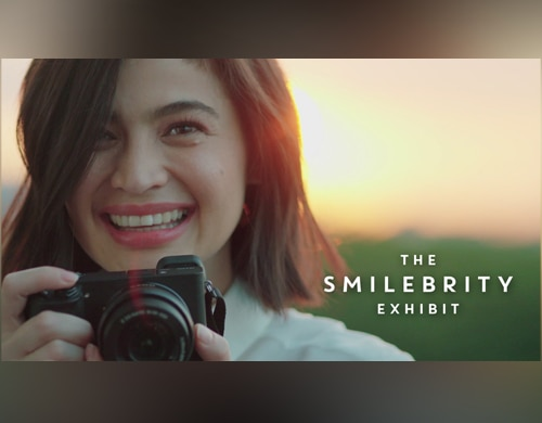 Anne Curtis' Muses: Whose smiles did Anne feature in her first photo exhibit?