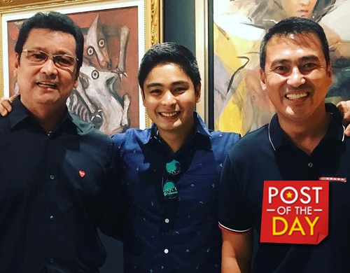 LOOK: Lito Lapid and other seasoned actors join the cast of FPJ's Ang Probinsyano