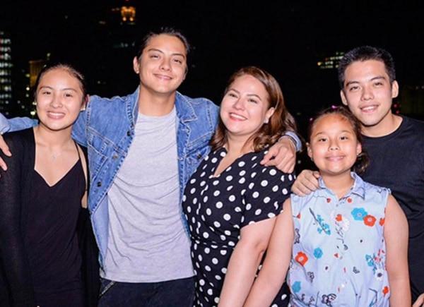 The secrets behind Karla Estrada's 'magandang buhay'