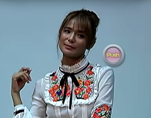 Devon Seron says it's possible for her to fall for a Korean guy