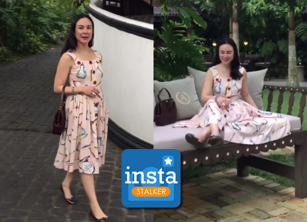WATCH: Gretchen Barretto shares her Spring 2017 fashion collection