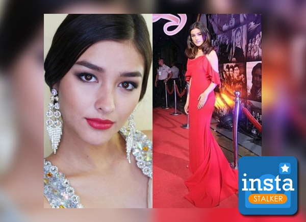 Liza Soberano is a beauty meant to be discovered by the universe