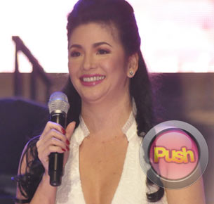 Regine Velasquez is not pressured about having a baby soon