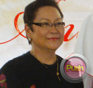 Director Marilou Diaz Abaya describes Ikaw Ang Pag-ibig as a film of faith