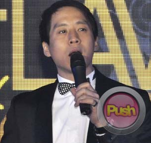 Richard Poon explains why he wants to keep mum about courting Maricar Reyes.