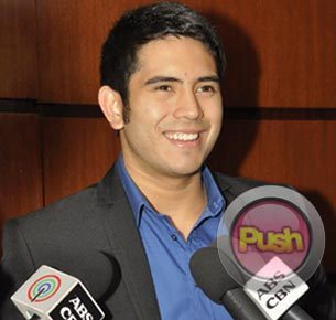 Gerald Anderson starts shooting his much-awaited movie with Sarah Geronimo