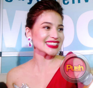 Anne Curtis on rumored rivalry with Marian Rivera: Hindi ko siya pinalitan in all fairness