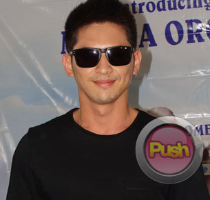 Ahron Villena is happy to be back with ABS-CBN