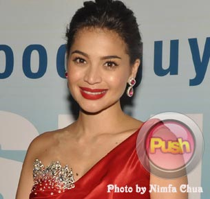 Anne Curtis says she is disgusted by rumors that sister Jasmine and Luis Manzano were seen kissing