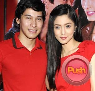 Enchong Dee and Kim Chiu, dating?