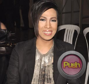 Vice Ganda talks about possible kissing scene in his new movie
