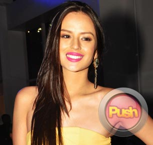 Georgina Wilson says going into showbiz will be gradual for her