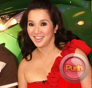 Kris Aquino is inspired by her secret admirer