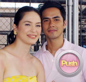 Kristine Hermosa and Oyo Sotto share their thoughts on having a baby