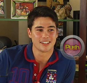 Phil Younghusband on Angel Locsin: 'Sana may future kami'