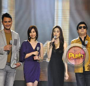 Happy Yipee Yehey hosts are not in a hurry about ratings