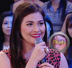 Bea Alonzo is willing to do love scenes with Robin Padilla for 'Guns and Roses'