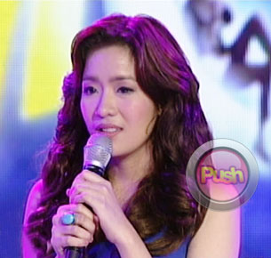 Angeline Quinto wants to be known for more than just being a Regine Velasquez copycat