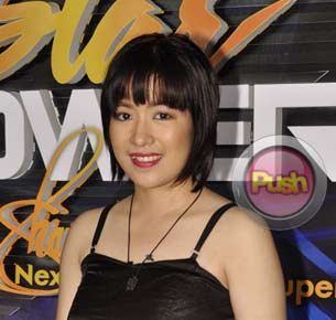 Angeline Quinto is confident that Sarah Geronimo does not feel insecure because of her