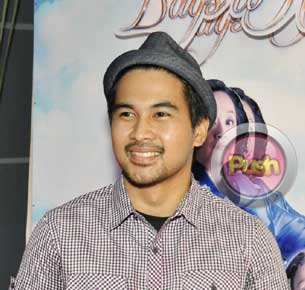 Joem Bascon talks about working with the Melai Cantiveros and Jason Francisco