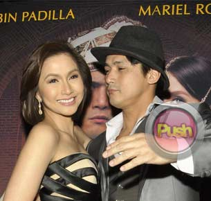 Mariel Rodriguez might do another movie with husband Robin Padilla