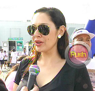 Ruffa Gutierrez refuses to allow her daughters to spend time with their father abroad