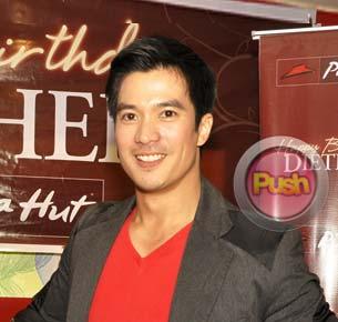 Diether Ocampo denies receiving a P5M watch from Kris Aquino