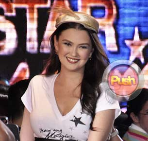Angelica Panganiban says she's happy with her only TV stint, 'Banana Split'