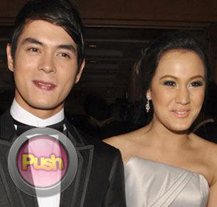 Jake Cuenca shares why he likes being by Melissa Rickss side