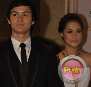 Maja Salvador and Matteo Guidicelli, already a couple?