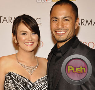 PUSH.com.ph Exclusive: Derek Ramsay gives Angelica Panganiban diamond earrings for their fourth year anniversary