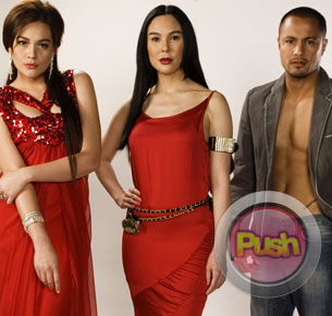 Derek Ramsay is enjoying his new closeness with Bea Alonzo and Gretchen Barretto