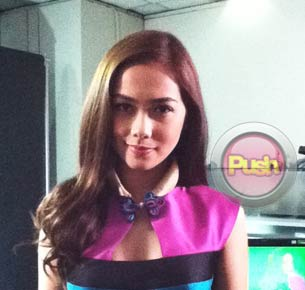 Maja Salvador doesn't intend to compete with Kim Chiu in 'My Binondo Girl'