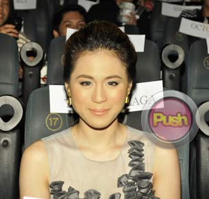 Toni Gonzaga is excited to showcase her singing at the Toni@10 anniversary concert.