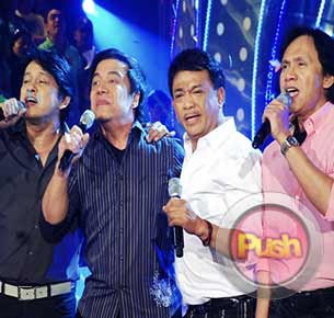 Rico J Puno admits its a challenge staying away from green jokes on Pilipinas Win na Win