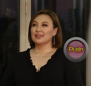Sharon Cuneta says she won't leave ABS-CBN