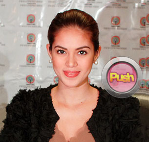 Shaina Magdayao agrees with John Lloyd Cruz that there's nothing 'new' with their relatioship