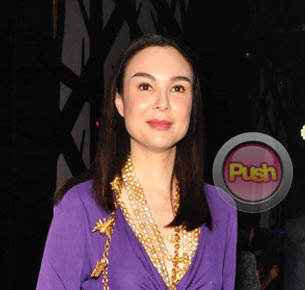 Gretchen Barretto reveals that her role as a rich, elite woman is not an easy role
