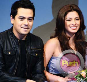 John Lloyd Cruz would love to spend eternity with Angel Locsin