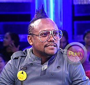 Apl De Ap: 'It is important for me to give back'