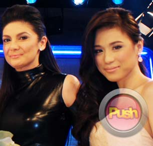 Toni Gonzaga and Charlene Gonzales clarify theres no tiff between them