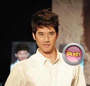 Mario Maurer makes his Philippine runway debut