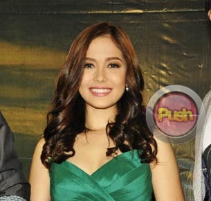 Maja Salvador admits that she's not yet ready to work with Coco Martin again
